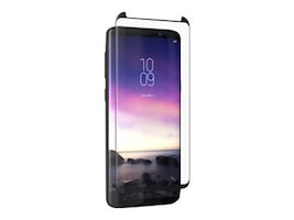 Zagg InvisibleShield Glass Curve Elite Screen Protector for Samsung Galaxy S9, 200101669, 35324591, Protective & Dust Covers