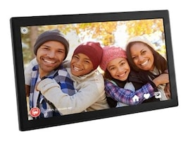 Aluratek 17.3 WIFI Digital Photo Frame, AWDMPF117F, 34701294, Digital Picture Frames