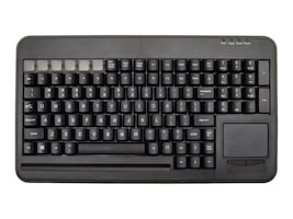 TG3 Point of Sale USB Keyboard, w  Touchpad, No MSR, TG-POS-14-NT-US, 32394294, Keyboards & Keypads