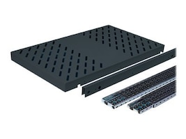 Eaton Enclosure Shelf, 19 Telescoping HD Toolless, PWACC9970951, 10947775, Rack Mount Accessories