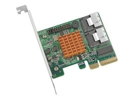 HighPoint 8CHANNEL 3G SAS SATA PCIE RAID, RR2680SGL, 41049304, Controller Cards & I/O Boards