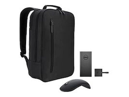 Dell Latitude Mobility Kit Backpack w  Charger, Connectivity Adapter, Wireless Mouse, MOBILITY400, 34535855, Carrying Cases - Notebook