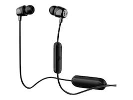 Skullcandy JIB Wireless Headset - Black, S2DUW-K003, 34258798, Headsets (w/ microphone)