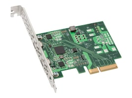 Sonnet Thunderbolt T 3 Upgrade Card for Echo Express III-D or III-R, BRD-UPGRTB3-E3, 34058024, Motherboard Expansion
