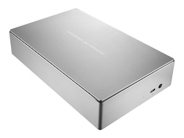 Seagate 8TB Lacie Porsche Design USB 3.0 Desktop Hard Drive, STFE8000401, 34323650, Hard Drives - External