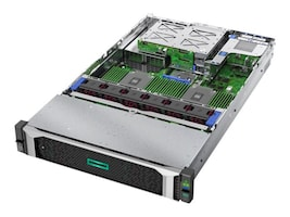HP ProLiant DL385 Gen10 AMD 2.4GHz EPYC, P09707-B21, 36223935, Servers