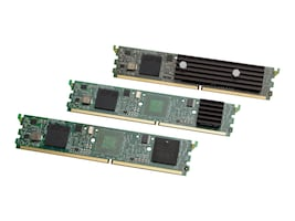 Cisco 64Ch. High-Density Voice and Video DSP Module, PVDM3-64=, 10709241, Network Voice Router Modules
