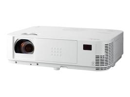 NEC M403H WUXGA 3D DLP Projector, 4000 Lumens, White, NP-M403H, 28505668, Projectors