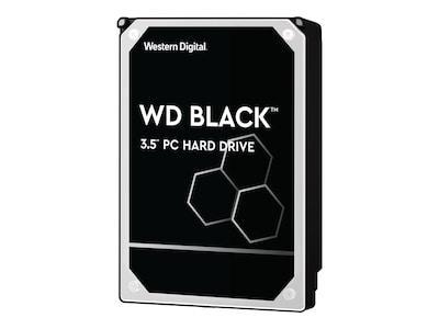Western Digital 4TB WD Black SATA 6Gb s 3.5 Internal Hard Drive - 256MB Cache, WD4005FZBX, 35046033, Hard Drives - Internal