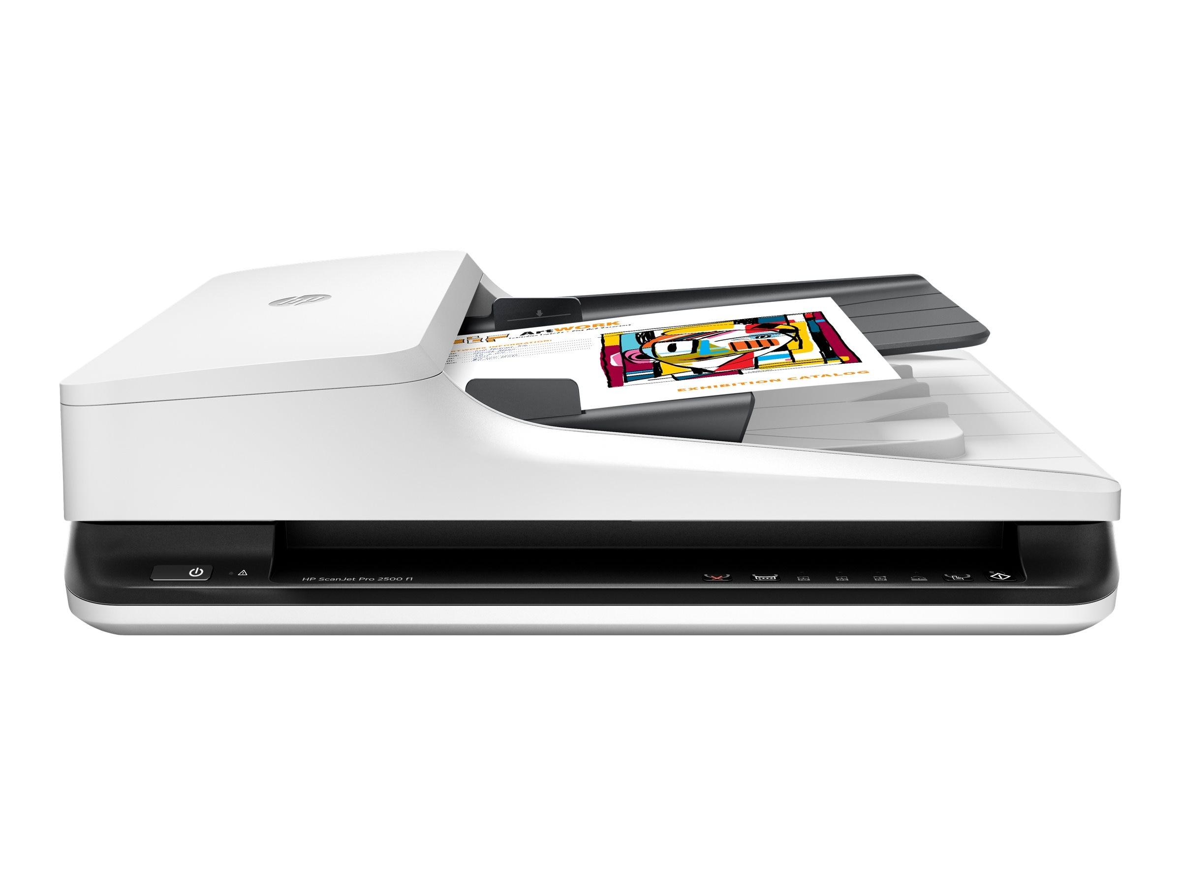 HP Scanjet Pro 2500 F1 Flatbed Scanner ($299 00 - $25 00