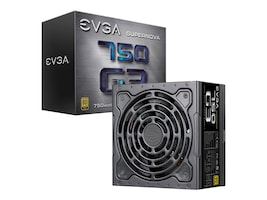 eVGA 750W Supernova 750 G3 Power Supply, 220-G3-0750-X1, 33133619, Power Supply Units (internal)