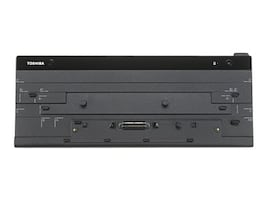 Toshiba Hi-Speed Port Replicator III+ (120W), PA5116U-2PRP, 31504842, Docking Stations & Port Replicators