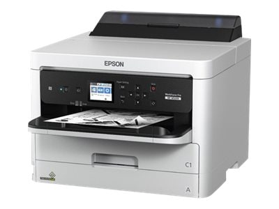 Epson WorkForce Pro WF-M5299 Workgroup Monochrome Printer, C11CG07201, 35894500, Printers - Ink-jet