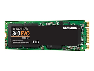 Samsung 500GB 860 EVO SATA 6Gb s M.2 2280 Internal Solid State Drive, MZ-N6E500BW, 35037479, Solid State Drives - Internal