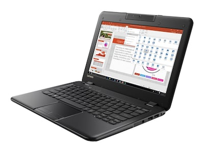 Lenovo 100E Celeron N3350 4GB 64GB ac BT 11.6 HD W10PNA, 81CY000RUS, 35917636, Notebooks