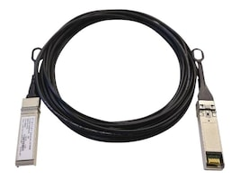 Finisar 10GBase-AOC SFP+ to SFP+ Active Optical Cable, 5m, FCBG110SD1C05, 37053368, Cables