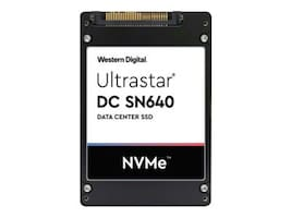HGST 7680GB UltraStar DC SN460 PCIe Gen 3.1 x4 0.8DW D U.2 2.5 Internal Solid State Drive, 0TS1930, 38158276, Solid State Drives - Internal