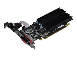 Pine Radeon HD 5450 PCIe 2.1 x16 Graphics Card, 1GB DDR3, ON-XFX1-PLS2, 16221852, Graphics/Video Accelerators