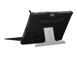 Urban Armor Case for Surface Pro Surface Pro 4, Black, Non-Retail Poly Bag Packaging, B-SFP17/4-E-BLK, 34579604, Carrying Cases - Tablets & eReaders