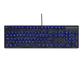 Steelseries Apex M400 Gaming Keyboard, 64555, 32091824, Computer Gaming Accessories