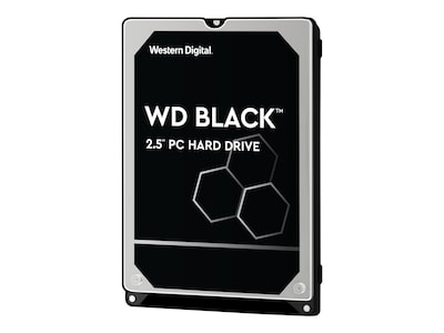 WD 500GB WD Black SATA 6Gb s 2.5 Internal Hard Drive - 32MB Cache, WD5000LPLX, 36859407, Hard Drives - Internal