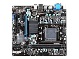 Microstar Motherboard, MicroATX AMD 760G+SB710 FX Phenom II, Athlon II Family Max.16GB DDR3 8xSATA 2xPCIe GbE, 760GMA-P34 (FX), 16103442, Motherboards