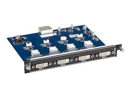 Black Box MODULAR VIDEO MATRIX SWITCHER INPUT CARD, AVS-4I-DVI, 33059025, Network Routers