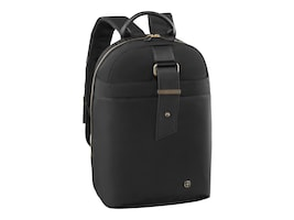 Wenger SwissGear Alexa Backpack for 16 Notebook, Black, 601138, 34293307, Carrying Cases - Notebook