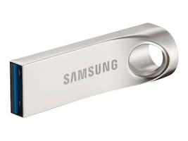 Samsung 32GB USB 3.0 Metal Flash Drive, MUF-32BA/AM, 30833610, Flash Drives