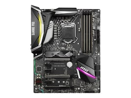 Microstar Z370 GAMING PRO CARBON Main Image from Front