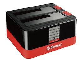Enermax USB 3.0 Hard Drive Solid State Drive Docking Station, EB311SC, 21486610, Hard Drive Enclosures - Multiple
