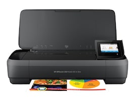 HP Officejet 250 Mobile All-In-One Printer, CZ992A#B1H, 32316245, MultiFunction - Ink-Jet