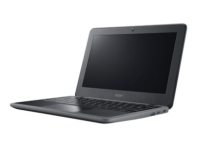 Acer Chromebook C732T-C8VY Celeron N3350 1.1GHz 4GB 32GB ac BT WC 3C 11.6 HD MT Chrome, NX.GULAA.001, 35077104, Notebooks