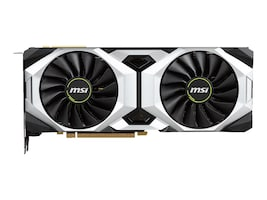 MSI Computer RTX 2080 TI VENTUS GP 11G Main Image from Front