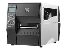 Zebra ZT230 TT 203dpi 4 Serial USB ZPL II Printer w  Liner Take Up, Peeler & US Cord, ZT23042-T31000FZ, 19909724, Printers - Label