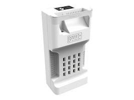 LapCabby Boost 16 Charge and Sync Station, White, BOO16CHSYNC/USA, 32446066, Charging Stations