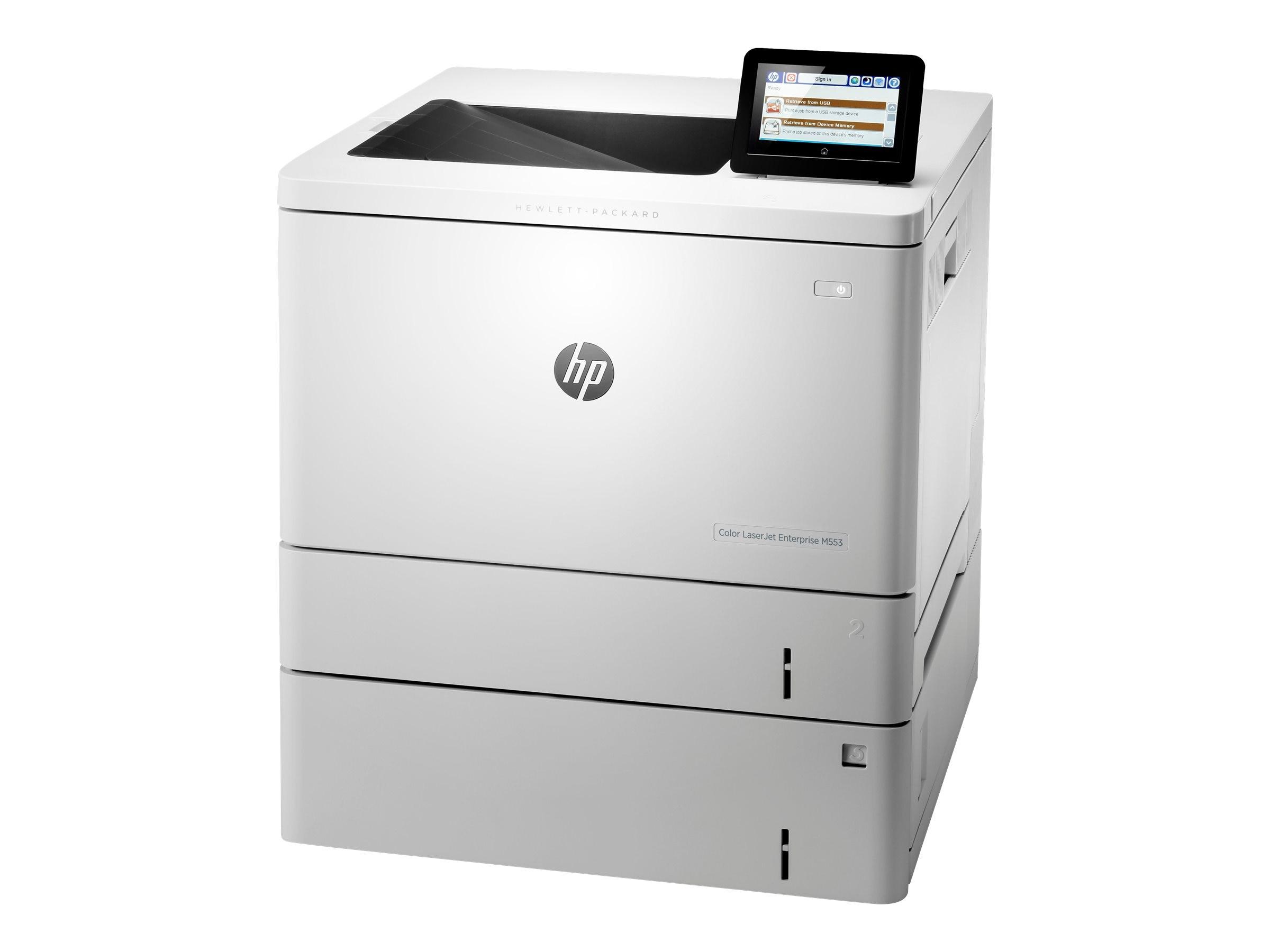 HP Color LaserJet Enterprise M553x Printer ($1,199.00-$240 Istant rebate=$959.00. expires 12 31), B5L26A#BGJ, 18983033, Printers - Laser & LED (color)