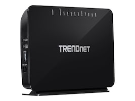 TRENDnet TEW-816DRM Main Image from Left-angle
