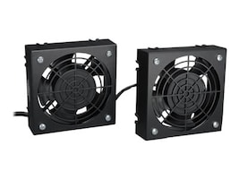 Tripp Lite 2-Fan Kit for Wall Mount Roof, SRFANWM, 13564454, Cooling Systems/Fans