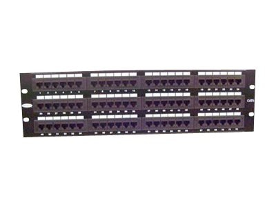 Belkin 96-port 10BaseT Patch Panel for 568A wiring on