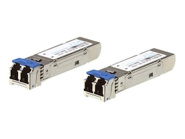 Aten 1.25Gb SFP 500m MM Transceiver (2-Pack), 2A-136G, 35033953, Network Transceivers