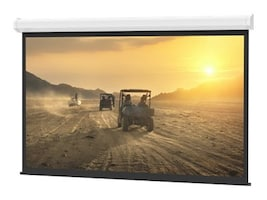Da-Lite 133 Cosmopolitan Electrol Projection Screen, Matte White, 16:9, 79014L, 10247808, Projector Screens