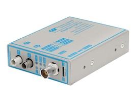 Omnitron FlexPoint Media Converter 10Base2 10FL 2 COAX to 10BaseT, 4310-1, 194604, Network Transceivers