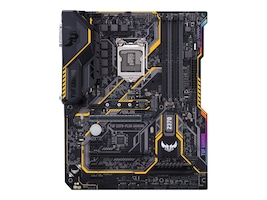 Asus TUF Z370 PLUS GAMING Main Image from Front