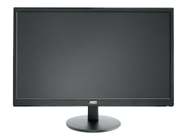 AOC 23.6 E2475SWJ Full HD LED-LCD Monitor, Black, E2475SWJ, 31842340, Monitors