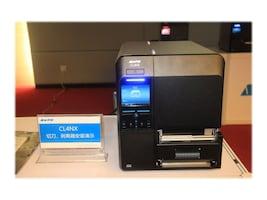 Sato CL408NX Printer w  Dispenser, WWCL00261, 26412732, Printers - Label