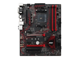 MSI Computer B350 GAMING PLUS Main Image from Front