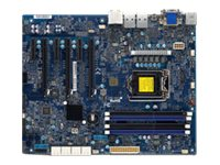 Supermicro MBD-X10SAT Main Image from Front