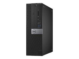 Dell OptiPlex 5050 3.4GHz Core i5 8GB RAM 500GB hard drive, H60K4, 33976392, Desktops