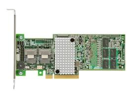 Intel RAID SAS SATA 8-port PCIe X8-0 1 5+ 6GB 1GB Controller, RS25DB080, 12895788, RAID Controllers